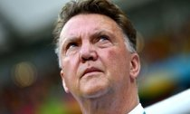 Coach Louis van Gaal of the Netherlands prior to the match between Spain and Netherlands.