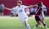fran kirby England v Mexico Women's World Cup football canada
