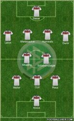 Germany XI1 Germany: World Cup 2014 Team Preview
