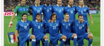 Italian national Soccer team