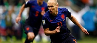 Netherlands Soccer Star
