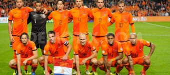World Cup Netherlands