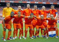 Netherlands Football team squad 2014 World cup