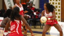 Pamela Cookey made her 100th cap on Friday night against Trinidad and Tobago