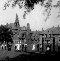 Photo of the the Scottish National Institution c1910