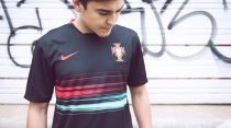 soccer jersey portugal 2015 away