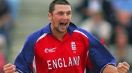 Steve Harmison played 63 Tests and 58 one-day internationals for England.