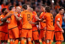 The future is Oranje: Holland hope to win their first World Cup in Brazil after losing three previous finals