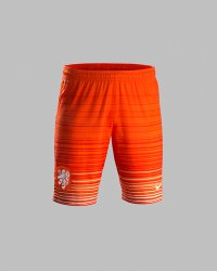 The shorts for the new Dutch national football team away kit (Picture: knvb.nl)
