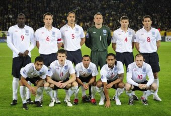 England Football team