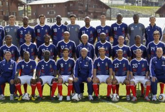 France National team Soccer