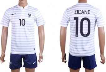 France Soccer Uniform
