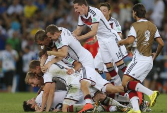 German team soccer