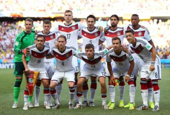 Germany international Soccer team