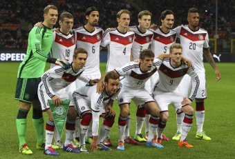 Germany national Football team World Cup 2014
