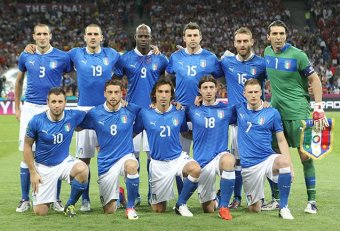 Italy national squad
