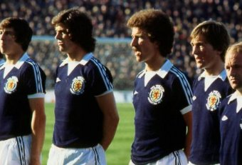 Scottish National Football team