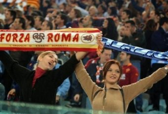 Soccer teams in Rome