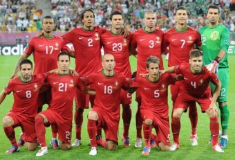 Who is on the Portugal Soccer team?