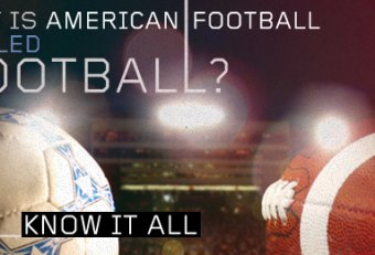 Why is American Football called football?