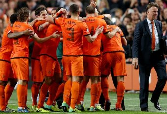 World Cup Dutch team