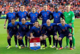 World Cup Netherlands squad