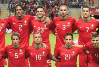 World Cup team Portugal