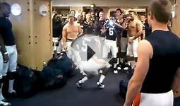 2011 Illinois football team dance off on picture