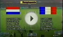 1982 FIFA World Cup (Qualifiers) - France vs Netherlands