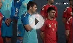 2014 Spain World Cup Home Kit Launch