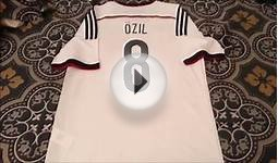 Adidas Germany World Cup 2014 (OZIL) Jersey