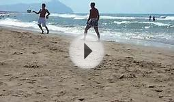 Beach Soccer in Sabaudia ITALY
