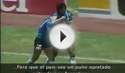 Best Goals of History of Soccer and Football D. Maradona