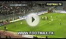 Cagliari 5-1 Roma Italian Calcio League A sport football