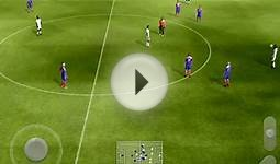Dream league soccer Guyana vs Barcelona