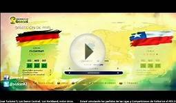 EA SPORTS 2014 FIFA WORLD CUP - Kits Germany - Spain