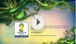 EA SPORTS 2014 FIFA World Cup Brazil - Brazil v England