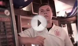 England Football Team need Help - Charity Advert