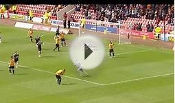Every goal from the final Saturday in Scottish Premiership