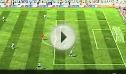 FIFA 11 : Ranking Game - Spain vs. Norway - Goal by CASILLAS