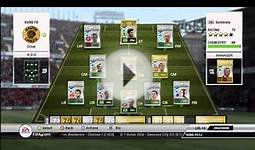 FIFA 12 Ultimate Team | Scottish team