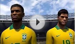 FIFA 14 - Brazil vs. France Gameplay [HD]