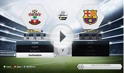 FIFA 14: England - Barclays Premier League - All Teams