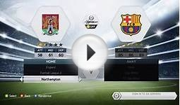FIFA 14: England - Football League 2 - All Teams
