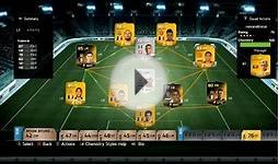 FIFA 14 Next Gen | World Cup Group E Squad Builder