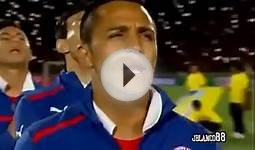 FIFA World Cup 2014 Qualifiers: Chile National Anthem