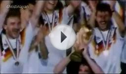 Germany National Football Team goals compilation [1966