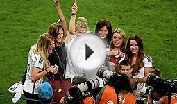 Germany soccer team hot girlfriends and wifes / World Cup