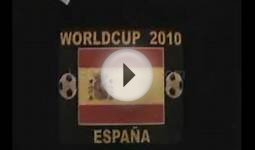 LED EL T-SHIRT Sound Active WM 2010 ESPANA