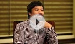 Manny Pacquiao responds to Yahoo! Sports fans